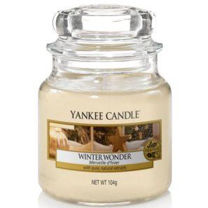 Yankee Candle Winter Wonder - Świeca Mała