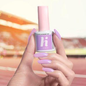 Hi Hybrid Lakier Hybrydowy 301 - Clear Lavender