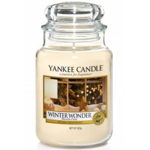 Yankee Candle Winter Wonder - Świeca Duża