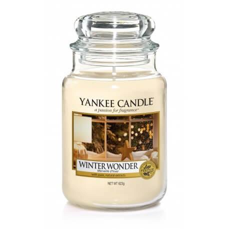 Yankee Candle Winter Wonder - Świeca Duża