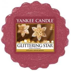 Yankee Candle Glittering Star - Wosk