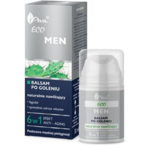 Ava Eco Men - Balsam po Goleniu