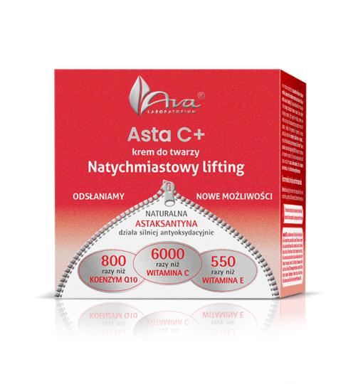 Ava Asta C+ - Krem na Dzień Natychmiastowy Lifting