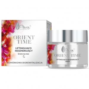 Ava Orient Time - Krem na Noc Liftingująco-Regenerujący