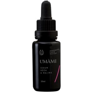 Umami Serum do Twarzy - Róża & Malina