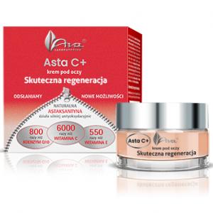 Ava Asta C+ - Krem pod Oczy Skuteczna Regeneracja