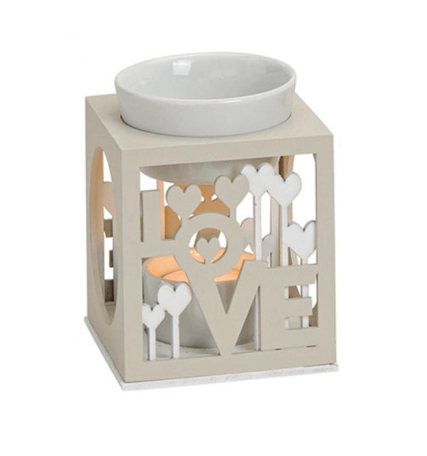 Kominek Ceramiczny - Love
