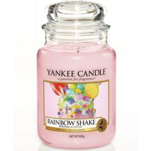 Yankee Candle Rainbow Shake - Świeca Duża