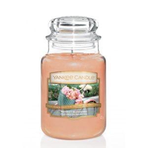 Yankee Candle Market Blossoms - Świeca Duża