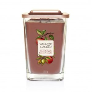 Yankee Candle Elevation Amaretto Apple - Świeca Duża