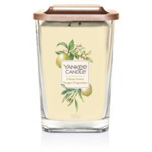 Yankee Candle Elevation Citrus Grove - Świeca Duża