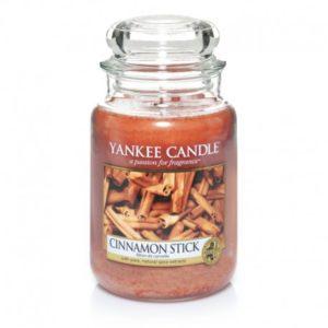 Yankee Candle Cinnamon Stick - Świeca Duża