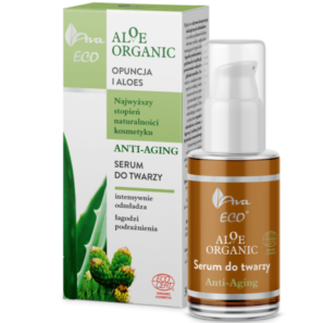 Ava Aloe Organic - Serum do Twarzy
