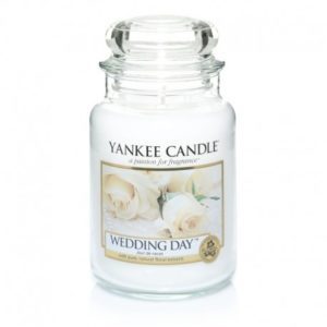 Yankee Candle Wedding Day - Świeca Duża