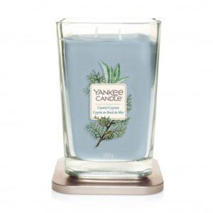 Yankee Candle Elevation Coastal Cypress - Świeca Duża