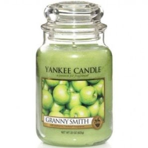 Yankee Candle Granny Smith - Świeca Duża