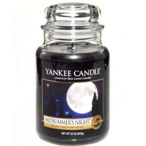 Yankee Candle Midsummer's Night - Świeca Duża