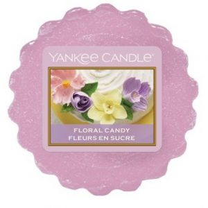 Yankee Candle Candy Floral - Wosk