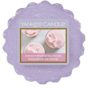 Yankee Candle Sweet Morning Rose - Wosk