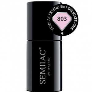 Semilac Extend 5in1 - 803 Delicate Pink