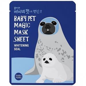Holika Holika Baby Pet - Foka Maseczka w Płachcie