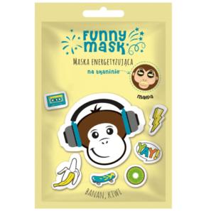 Marion Maseczka Energetyzująca - Małpa