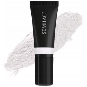 Semilac Cień w Kremie - 092 Shimmering White