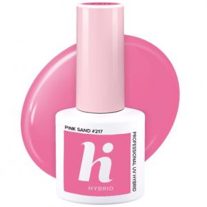 Hi Hybrid Lakier Hybrydowy 217 - Pink Sand