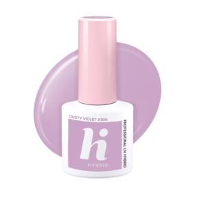 Hi Hybrid Lakier Hybrydowy 309 - Dusty Violet