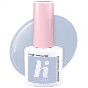 Hi Hybrid Lakier Hybrydowy 300 - Violet White