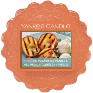 Yankee Candle Grilled Peaches & Vanilla - Wosk