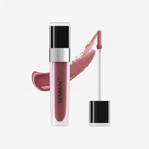 Semilac Błyszczyk Candy Lips - 005 Berry Nude