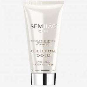 Semilac Regenerujący Krem do Rąk - Colloidal Gold 50 ml