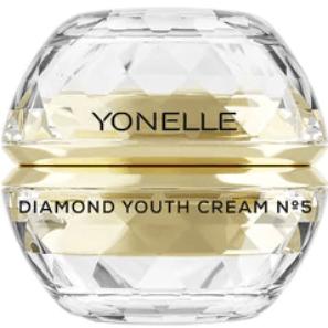 Yonelle Diamond - Diamentowy Krem Młodości N°5 na Twarz i Usta