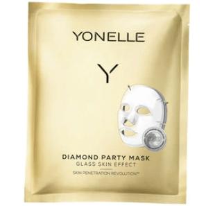 Yonelle Diamond - Diamentowa Maska Bankietowa