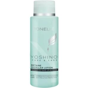 Yonelle Yoshino Pure & Care - Betainowy Płyn Micelarny