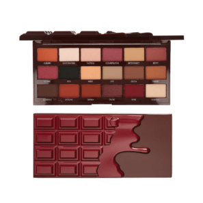 Makeup Revolution Paleta I Heart Chocolate - Cranberries