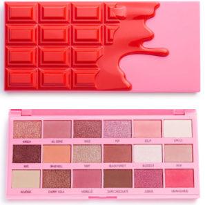 Makeup Revolution Paleta I Heart Chocolate - Cherry