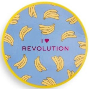 Makeup Revolution Loose Baking - Puder Sypki Banana