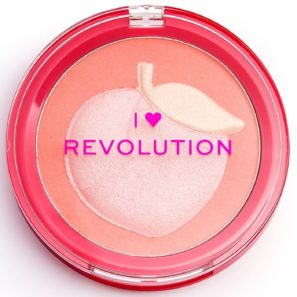 Makeup Revolution Fruity - Róż Peach