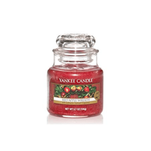 Yankee Candle Red Apple Wreath - Świeca Mała