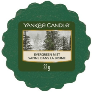 Yankee Candle Evergreen Mist - Wosk