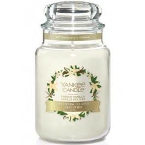 Yankee Candle French Vanilla - Świeca Duża