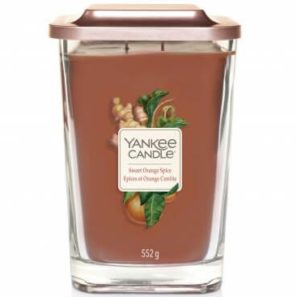 Yankee Candle Elevation Sweet Orange Spice - Świeca Duża