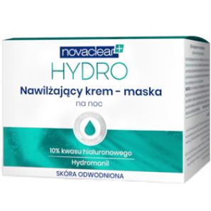 Novaclear Hydro Nawilżający Krem - Maska na noc