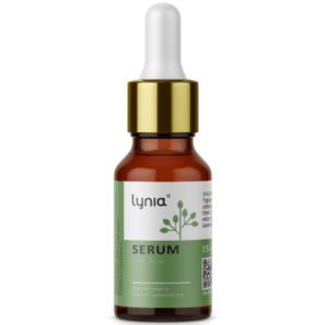 Lynia Serum Anti-Acne - Olej Konopny i Lawendowym