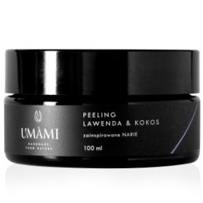 Umami Peeling Lawenda & Kokos