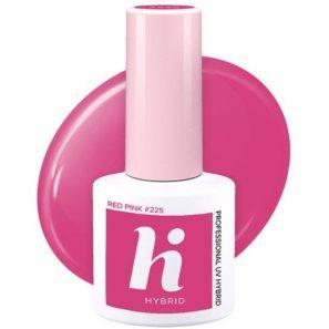 Hi Hybrid Lakier Hybrydowy 225 - Red Pink