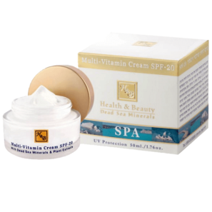H&B Krem Multiwitaminowy SPF-20
