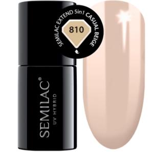 Semilac Extend 5in1 - 810 Casual Beige